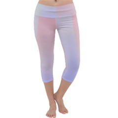 Colorful Colors Capri Yoga Leggings