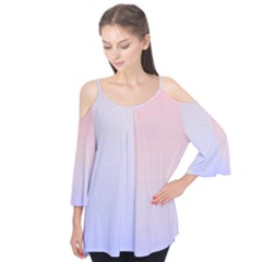 Colorful colors Flutter Tees