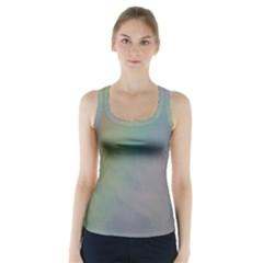 Between the Rainbow Racer Back Sports Top