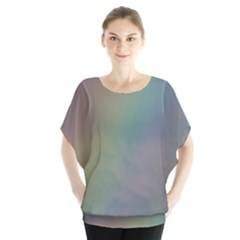 Between the Rainbow Blouse