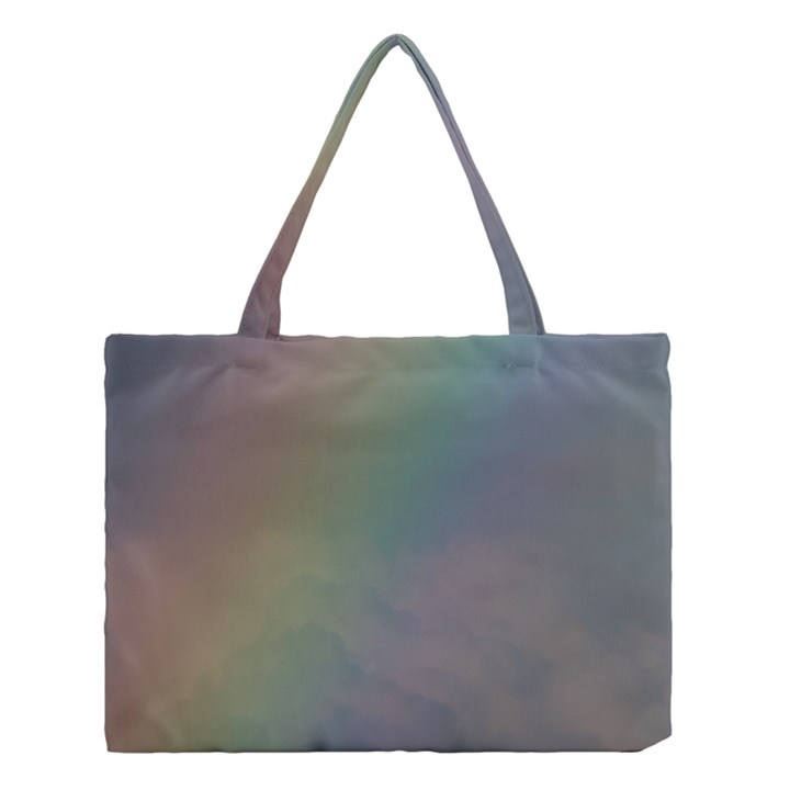 Between the Rainbow Medium Tote Bag