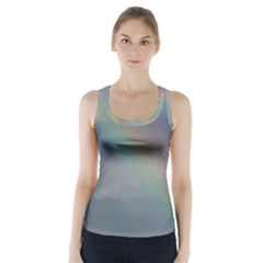 Rainbow In The Sky Racer Back Sports Top