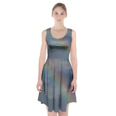 Rainbow In The Sky Racerback Midi Dress