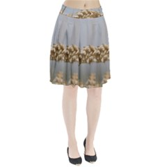 Cornfield Pleated Skirt