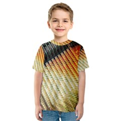 Technology Circuit Kids  Sport Mesh Tee