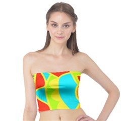 Colorful decor Tube Top