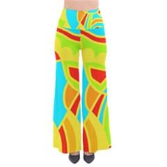 Colorful Decor Pants