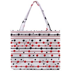 Dots and lines Mini Tote Bag