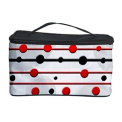 Dots and lines Cosmetic Storage Case