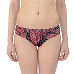 Decorative tree 1 Hipster Bikini Bottoms