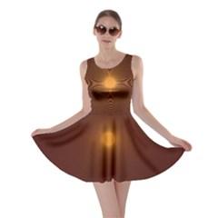 Spiral Vintage Skater Dress