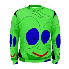 Alien by Moma Men s Sweatshirt