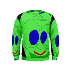 Alien by Moma Kids  Sweatshirt