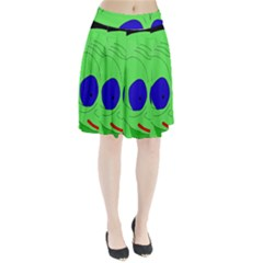 Alien by Moma Pleated Skirt