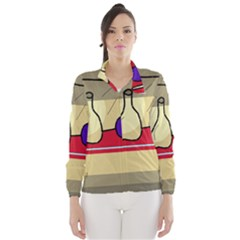Decorative art Wind Breaker (Women)