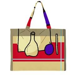 Decorative art Large Tote Bag