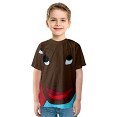 Happy boy Kids  Sport Mesh Tee