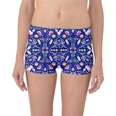 Flora Cosmica Boyleg Bikini Bottoms