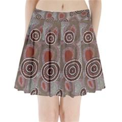 SDA1589 Pleated Mini Skirt