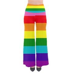 Colorful Stripes Lgbt Rainbow Flag Pants