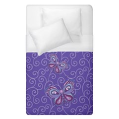 Butterfly Duvet Cover (Single Size)