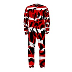 Red chaos OnePiece Jumpsuit (Kids)