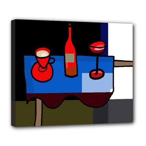 Table Deluxe Canvas 24  x 20