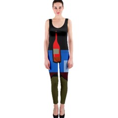 Table OnePiece Catsuit