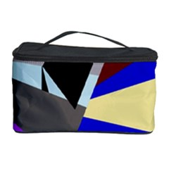 Geometrical abstract design Cosmetic Storage Case
