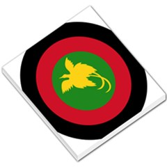 Roundel Of Papua New Guinea Air Operations Element Small Memo Pads