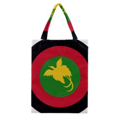 Roundel Of Papua New Guinea Air Operations Element Classic Tote Bag