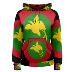 Roundel Of Papua New Guinea Air Operations Element Women s Pullover Hoodie
