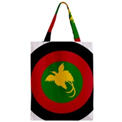 Roundel Of Papua New Guinea Air Operations Element Zipper Classic Tote Bag