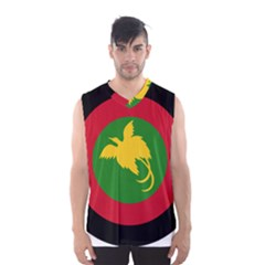 Roundel Of Papua New Guinea Air Operations Element Men s Basketball Tank Top