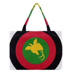 Roundel Of Papua New Guinea Air Operations Element Medium Tote Bag