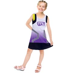 Loretta Callisto Kids  Tunic Dress (with Shoulder Detail)