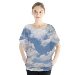 Breezy Clouds In The Sky Blouse