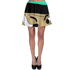 Accident  Skater Skirt