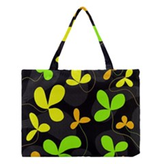 Floral Design Medium Tote Bag