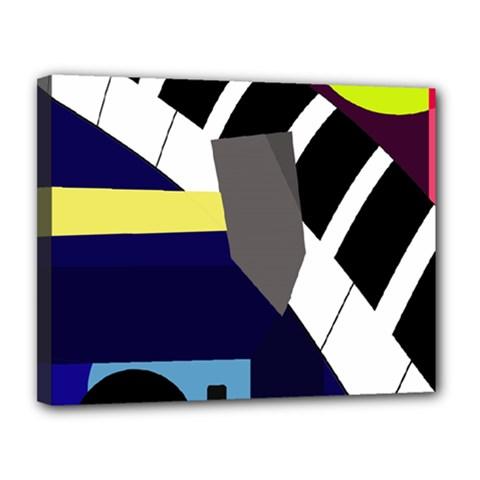 Hard Canvas 14  x 11