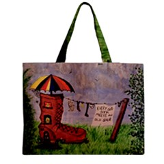 The Old Shoe Medium Tote Bag