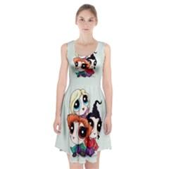 HocusPuffs  Racerback Midi Dress