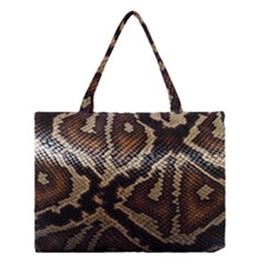 Snake Skin Olay Medium Tote Bag