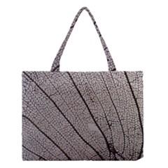 Sea Fan Coral Intricate Patterns Medium Tote Bag