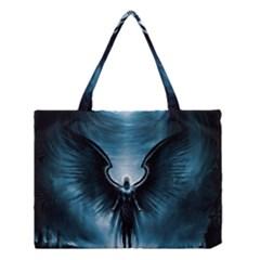 Rising Angel Fantasy Medium Tote Bag