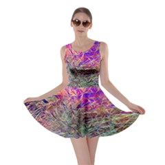 Poetic Cosmos Of The Breath Skater Dress