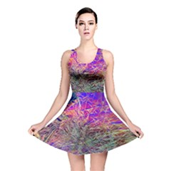 Poetic Cosmos Of The Breath Reversible Skater Dress