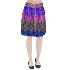 Poetic Cosmos Of The Breath Pleated Skirt