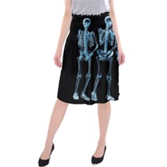 Adventure Time Cover Midi Beach Skirt