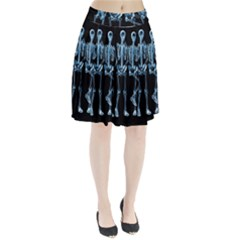 Adventure Time Cover Pleated Skirt